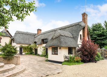 Thumbnail 4 bed cottage for sale in Pikes Cottage, West Amesbury, Salisbury