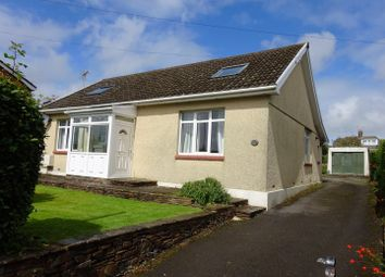 Thumbnail 3 bed detached bungalow for sale in 402 Gower Road, Killay, Swansea