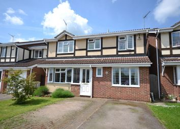 Thumbnail 4 bed detached house for sale in Javelin Close, Duston, Northampton