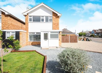 Thumbnail 3 bedroom detached house for sale in Sunrise Avenue, Broomfield, Chelmsford