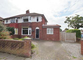 Thumbnail 4 bed semi-detached house for sale in Currock Park Avenue, Currock, Carlisle, Cumbria