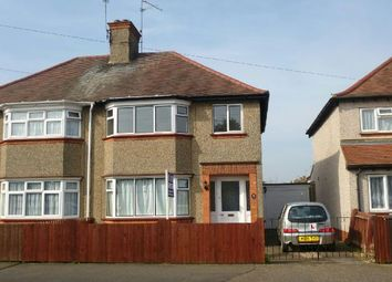 Thumbnail 3 bedroom semi-detached house to rent in Silverdale Road, Abington, Northampton