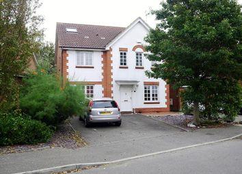 Thumbnail 4 bed detached house for sale in Tamarisk, Benfleet