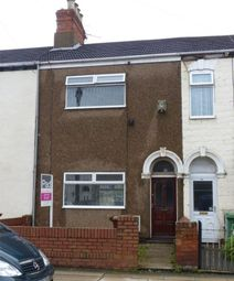 Thumbnail 3 bed terraced house to rent in Earl Street, Grimsby