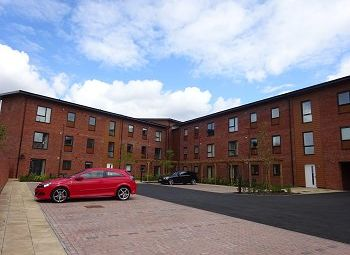 Thumbnail 2 bedroom flat to rent in Claypit Lane (Park View Development), West Bromwich
