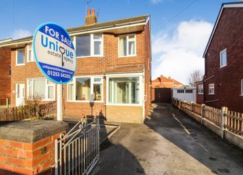 Thumbnail 3 bed semi-detached house for sale in Heeley Road, Lytham St. Annes