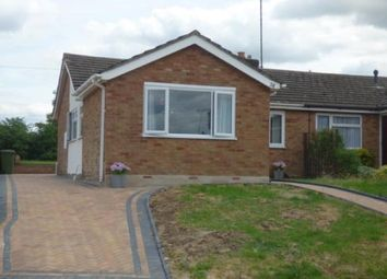 Thumbnail 3 bedroom bungalow for sale in Queen Street, Bozeat, Wellingborough, Northants