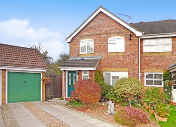 Thumbnail 3 bed semi-detached house for sale in 21 St Matthews Avenue, Beccles