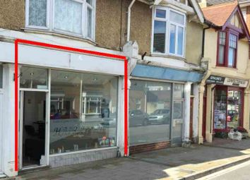 Thumbnail Retail premises for sale in York Avenue, East Cowes