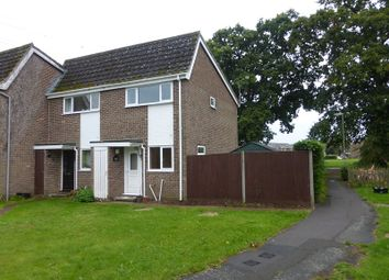 Thumbnail 2 bed end terrace house to rent in Treagore Road, Calmore, Southampton