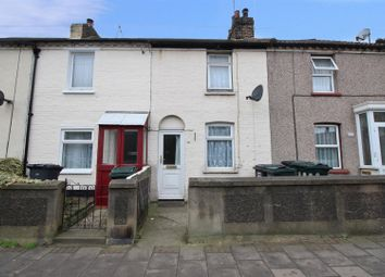 Thumbnail 2 bedroom terraced house to rent in The Parade, High Street, Swanscombe
