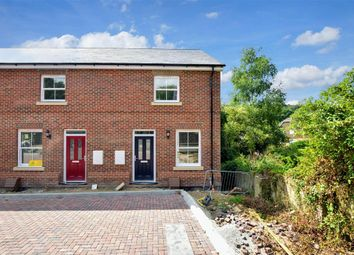 Thumbnail 2 bed terraced house for sale in London Road, Temple Ewell, Dover, Kent