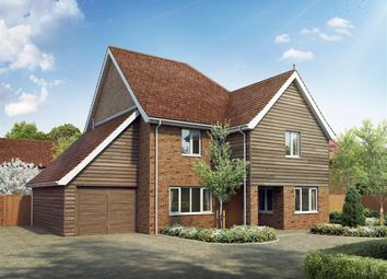 Thumbnail 4 bed detached house for sale in The Oxlip, Radstone Gate, Thorn Lane, Stelling Minnis