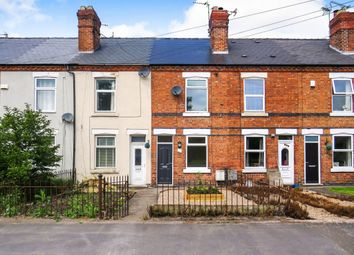 Thumbnail 2 bed terraced house for sale in Derby Road, Denby, Ripley