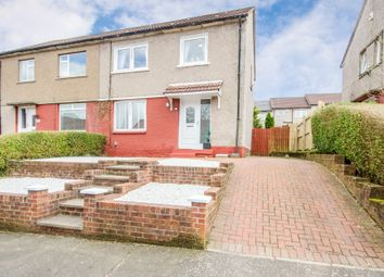 Thumbnail 3 bed semi-detached house for sale in Divernia Way, Barrhead, Glasgow