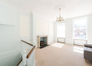 Thumbnail 3 bed flat to rent in Montagu Place, London