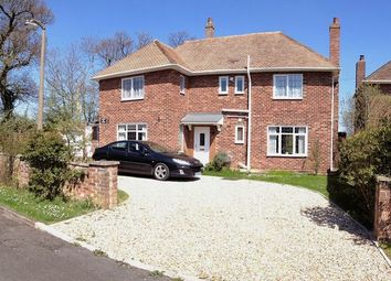 Thumbnail Detached house for sale in Swift Avenue, Manby, Louth