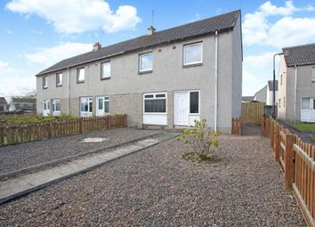 Thumbnail 3 bedroom end terrace house for sale in Sherwood Loan, Bonnyrigg