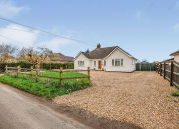 Thumbnail 4 bed detached house for sale in Church Road, Worlingworth, Woodbridge