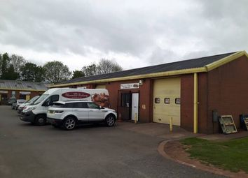 Thumbnail Industrial to let in Roughmoor, Williton Industrial Estate, Taunton