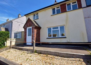 Thumbnail 3 bed semi-detached house to rent in Greenbank, Polruan, Fowey