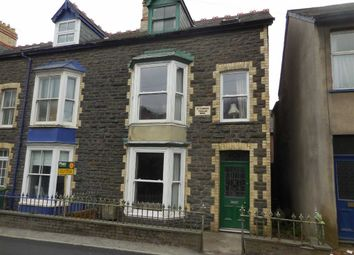 Thumbnail 5 bed terraced house for sale in St Georges Terrace, Aberystwyth, Ceredigion