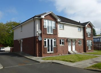 Thumbnail 2 bed flat for sale in Springboig Avenue, Glasgow