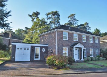 Thumbnail 4 bed detached house for sale in Bellever Hill, Camberley