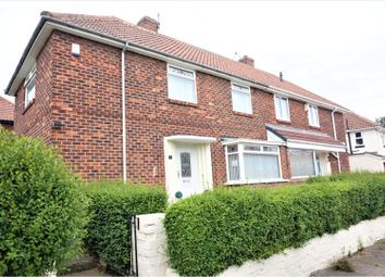 Thumbnail 3 bedroom semi-detached house for sale in Oakworth Green, Middlesbrough