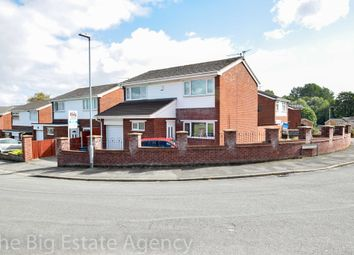 Thumbnail 4 bed detached house to rent in Clivedon Road, Connah's Quay, Deeside
