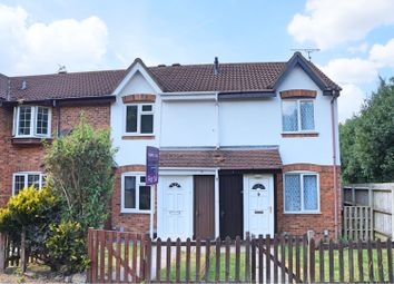 Thumbnail 2 bed terraced house for sale in Kimbolton Close, Swindon