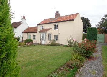 Thumbnail 1 bed semi-detached house for sale in White Cottage, Rectory Lane, Finningley, Doncaster