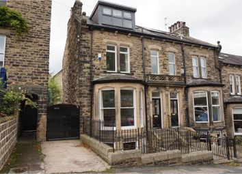 Thumbnail 3 bed end terrace house to rent in Riddings Road, Ilkley