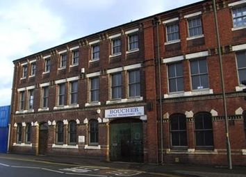 Thumbnail Warehouse to let in Boucher Textiles Building, Green Street, Kidderminster, Worcestershire
