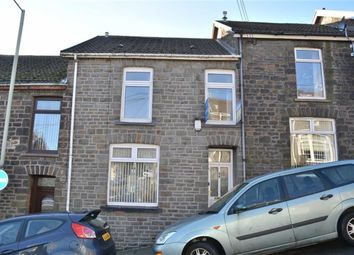 Thumbnail 3 bed terraced house for sale in Ynysmeurig Road, Abercynon, Rhondda Cynon Taff