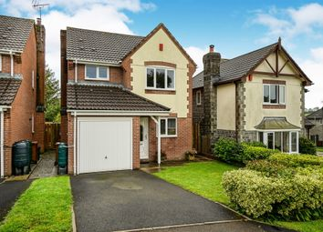 Thumbnail 3 bed detached house for sale in Trumpers Close, Woodlands, Ivybridge