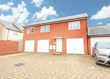 Thumbnail 1 bedroom property for sale in Whitaker Close, Pinhoe, Exeter