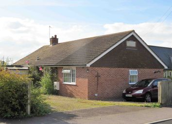 Thumbnail 3 bed detached bungalow to rent in The Street, Motcombe, Shaftesbury, Dorset