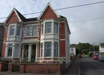 Thumbnail 3 bed semi-detached house for sale in Ceidrim Road, Garnant, Ammanford
