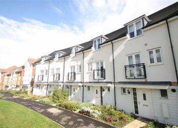 Thumbnail 3 bedroom town house to rent in Top Fair Furlong, Red House Park, Milton Keynes