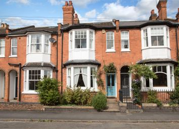 Thumbnail 4 bed terraced house for sale in Wathen Road, Leamington Spa