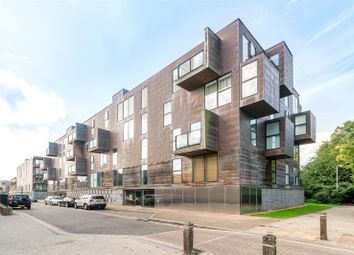 Thumbnail 1 bed flat for sale in The Steel Building, Kingfisher Way, Cambridge
