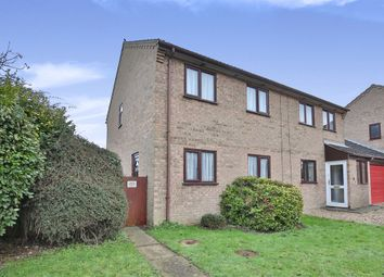 Thumbnail 3 bedroom semi-detached house for sale in Hillfields, Toftwood, Dereham
