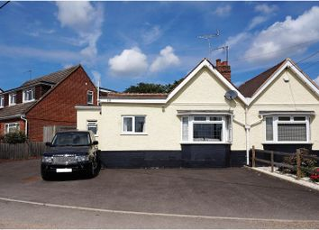 Thumbnail 2 bed semi-detached bungalow for sale in Oatlands Road, Reading