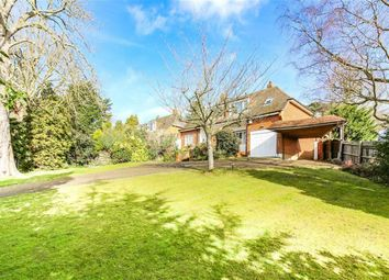 Thumbnail 4 bedroom detached house to rent in Upper Park, Loughton, Essex
