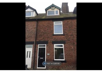 Thumbnail 2 bedroom terraced house to rent in Middlecliffe Lane Little Houghton, Barnsley