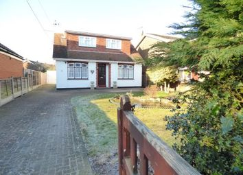 Thumbnail 3 bed bungalow for sale in Templewood Road, Hadleigh, Benfleet