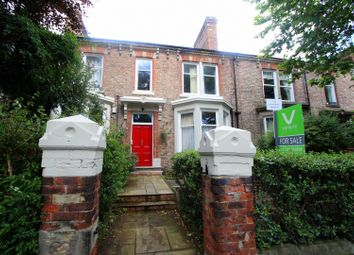 Thumbnail 2 bed flat for sale in Stanhope Road South, Darlington