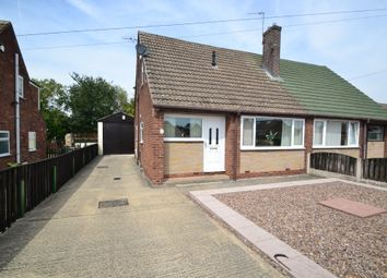 Thumbnail 3 bed semi-detached bungalow for sale in Everdale Mount, South Elmsall, Pontefract