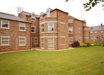 Thumbnail 2 bed flat to rent in West Grange Court, York